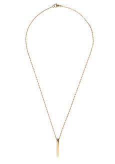 Barren Minimalist Necklace by Dusty Cloud