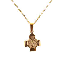 Sandro St. Benedict Necklace by Dusty Cloud