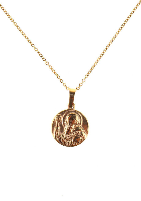 Bruno St. Benedict Necklace by Dusty Cloud