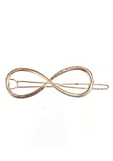 Sana Infinity Hair Clip by Dusty Cloud