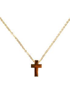 Cross Necklace by Dusty Cloud