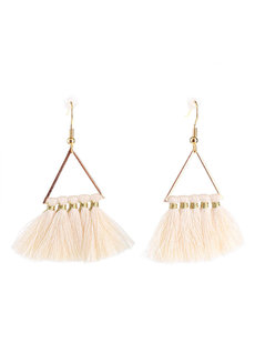 Althea Tassel Earrings by EI Project