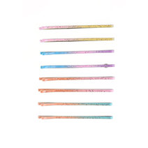 Rainbow Glitter Hair Pin Set by EI Project