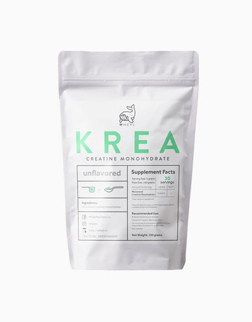 KREA Creatine Monohydrate (150g) by Wheyl Nutrition Co.