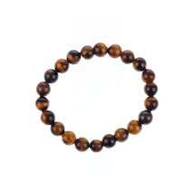 Tiger's Eye Bracelet (8mm) by Made By KCA