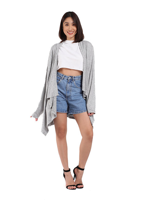 Jetset Draped Cardigan by Willow