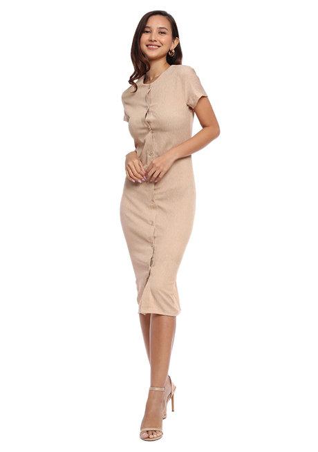 Winona Button Down Dress by Loukha