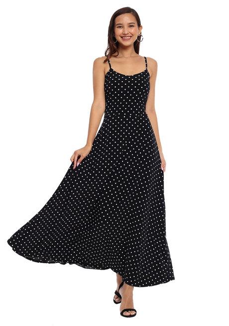 Amber Cami Maxi Dress by Frassino Collezione
