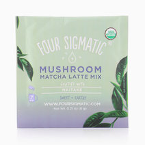 Mushroom Matcha Latte With Maitake Sachet by Four Sigmatic