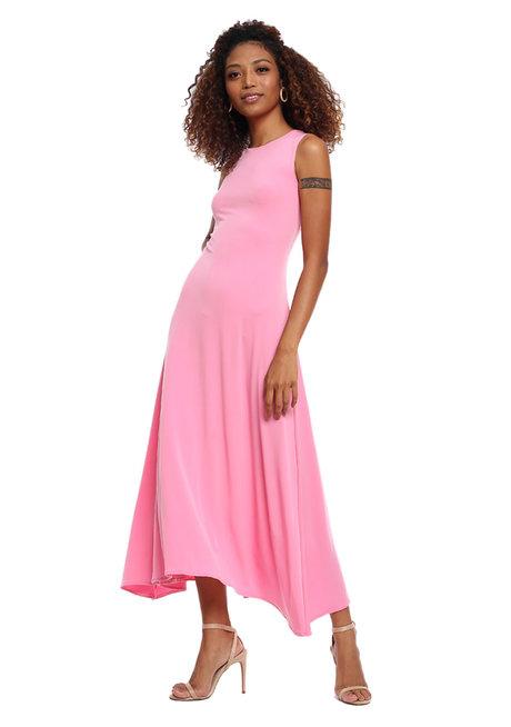 Bernice Sleeveless Maxi Dress by Frassino Collezione