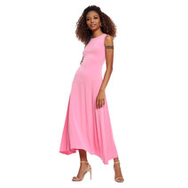 Bernice Sleeveless Maxi Dress by Frassino Collezione