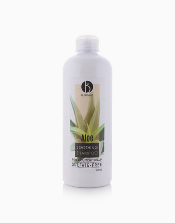 Sulfate-free Aloe Shampoo by Be Organic Bath & Body