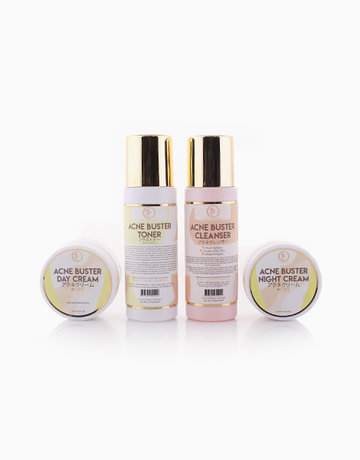 Acne Care Set by Beauty Glow Essentials