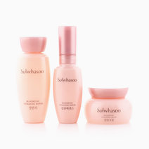 Bloomstay Vitalizing kit (3 items) by SULWHASOO