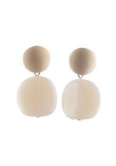 Zia (Acrylic Drop Earrings) by Kera & Co