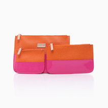 Zippered Pouches (Set of 3) by Coco & Tres