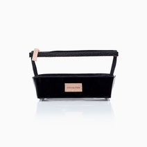Patent Clear Utility Pouch (Small) by Coco & Tres