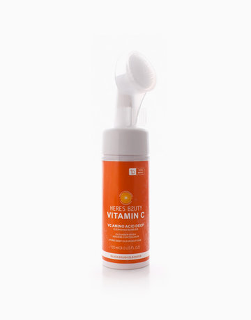 Vitamin C Bubble Cleanser by Heres B2uty