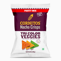 Nacho Crisps Tricolor Veggies (250g) by Cornitos Nacho Crisps