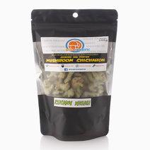 Mushroom Chicharon in Creamy Wasabi (100g) by MushTerrific Mushroom Chicharon