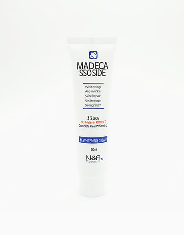 Madecassoside 3x Whitening Cream by Now and After