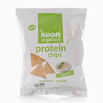 Ranch Protein Chips (42g) by iWon Organics