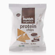 Barbeque Protein Chips (42g) by iWon Organics