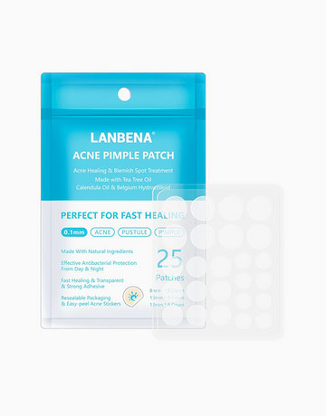 Acne Pimple Patch for Daytime (25 Patches) by Lanbena