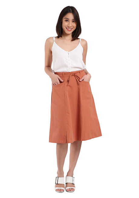 Patty Skirt by Toppicks Clothing