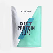 Chocolate Fudge Brownie Diet Protein Blend (25g) by MYPROTEIN