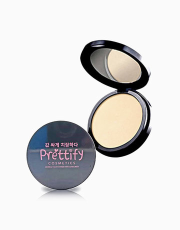 Mineral Face Powder w/ SPF by Prettify