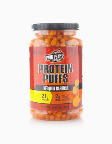 Mesquite Barbeque Protein Puffs (300g) by Twin Peaks