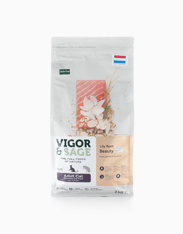 Lily Root Beauty for Adult Cats (2kg) by Vigor & Sage