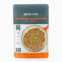 Riced Cauliflower (80g) by Keto & Co