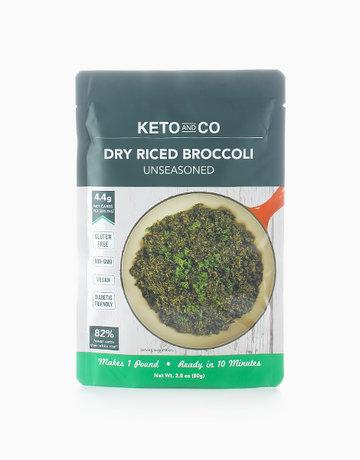 Riced Broccoli (80g) by Keto & Co