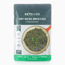 Riced Broccoli (80g) by Keto & Co