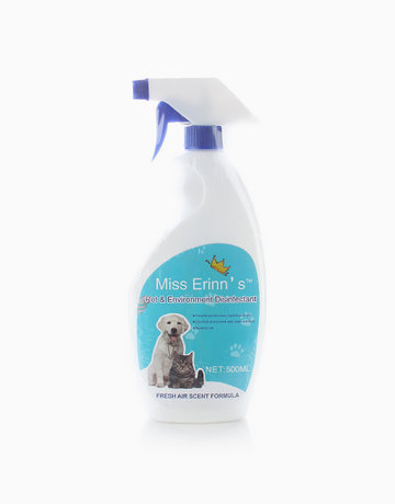 Kennel Care Parvox Pet And Environment Disinfectant With Built-In Spray (500ml) by Miss Erinn's