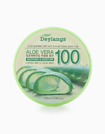 Aloe Vera 100% Soothing Gel by Deylangs