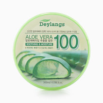 Aloe Vera 100% Soothing Gel by Deylangs