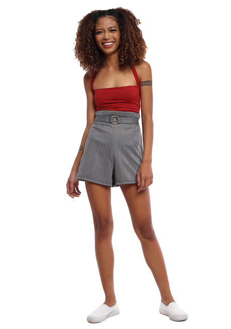 Buckle Shorts by The Fifth Clothing