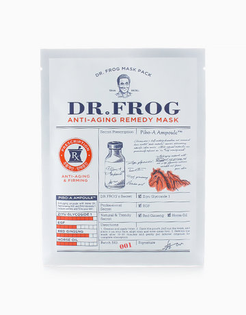 Dr. Frog Anti-Aging Remedy Mask by Charmzone