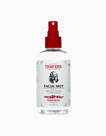 Rose Petal Facial Mist by Thayers
