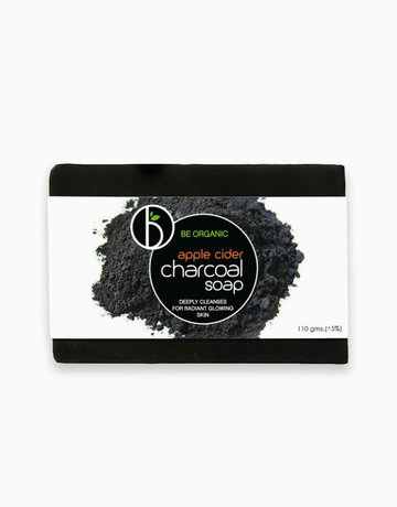 Apple Cider Charcoal Soap by Be Organic Bath & Body