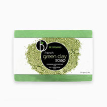 French Green Clay Soap (110g) by Be Organic Bath & Body