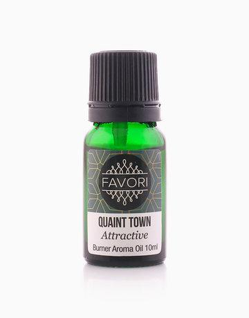 Quaint Town 10ml Burner Aroma Oil by FAVORI