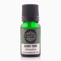 Quaint Town 10ml Burner Aroma Oil by FAVORI