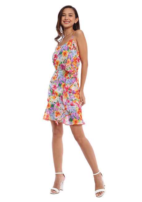 Quinta Strappy Dress by Chelsea