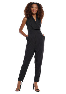 Pia Work Romper by Chelsea