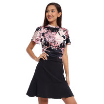 Placida Work Dress by Chelsea