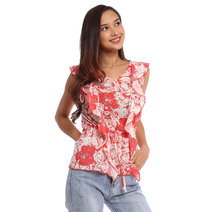 Pastora Flounce Top by Chelsea